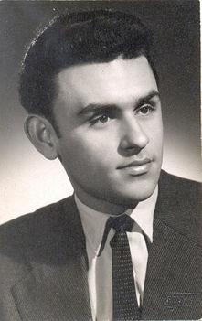Hofi Géza- érettségi kép