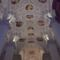 Mennyezeti freskók a Mariazelli bazilikában.
