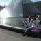 Napfürdő a Louvre-nál