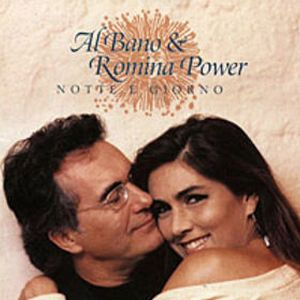Al Bano & Romina Power.-