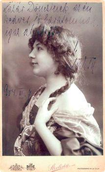 Fedák Sári 1904