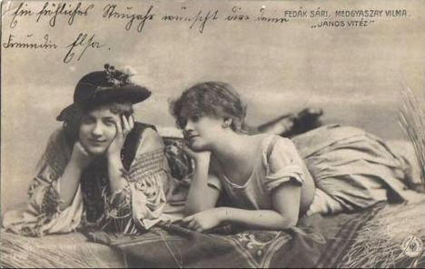 Fedák Sári 1905