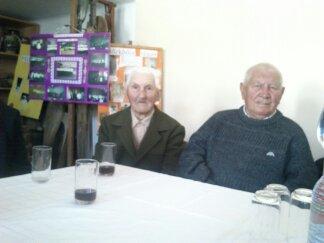 idősek köszöntése és 56 Nyúlon 2013 004