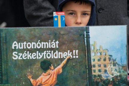 AUTONÓMIÁT SZÉKELYFÖLDNEK