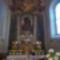 Gencsapáti Szent Jakab plébániatemplom főoltára