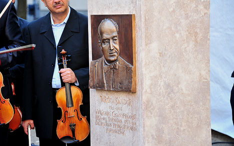 Járóka Sándor prímás, 1922–1984