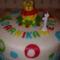 Trüffelkrémes torta