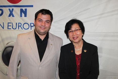 Jane Yau, Executive Crown Diamond (Malaysia) - 2013