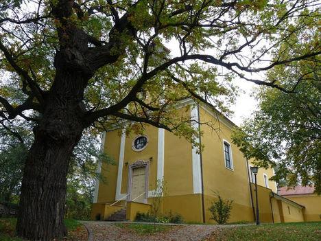 VÉRTESSOMLÓ Sarlós Boldogasszony templom