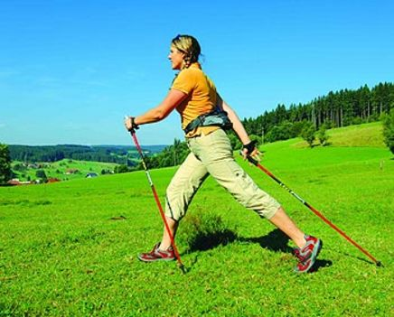 Egészséges gyaloglás