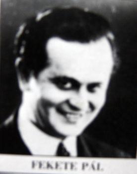 Fekete Pál