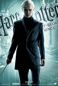 Harry Potter és a Félvér herceg - Drako