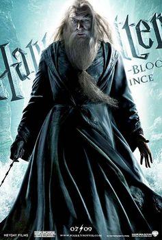 Harry Potter és a Félvér herceg - Dumbledore