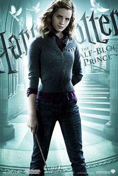 Harry Potter és a Félvér herceg - Hermoine