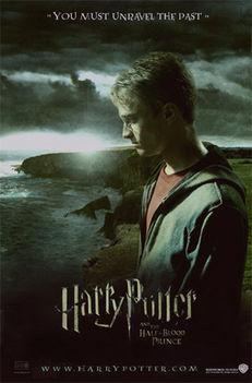 Harry Potter és a Félvér herceg - plakát