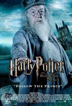 Harry Potter és a Félvér herceg - plakát 2
