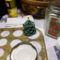 quilling-karácsonyfa mini