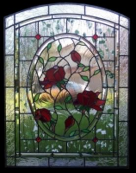 rozsás ablak