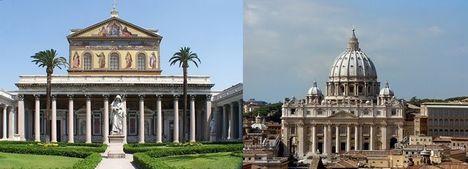 November 18:A Szent Péter és Szent Pál bazilikák felszentelése 11