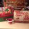 Karácsonyi macis dobozok