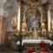 Körmendi Szent Erzsébet plébánia templom főoltára