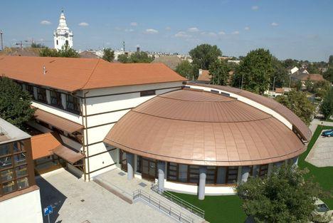 Makói Általános Iskola Kálvin téri tagintézményének rekonstrukciója