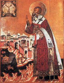 November 23:Szent Kelemen pápa vértanú
