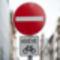 Kerékpárosbarát fejlesztések Budapesten - 2013-2014 (Behajtani tilos -kivéve kerékpárral)