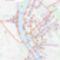 Kerékpárosbarát fejlesztések helyszínei Budapesten - 2013-2014