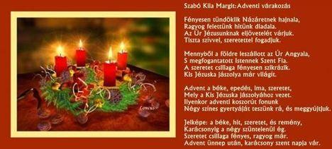 Adventi várakozás, Szabó Kila Margit