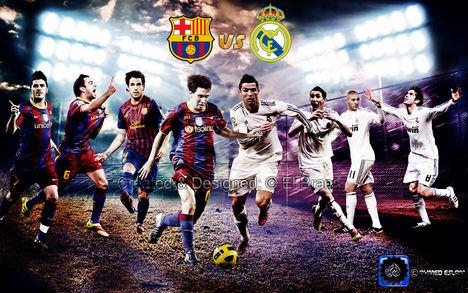 Barcelona-vs-Real Madrid-2013