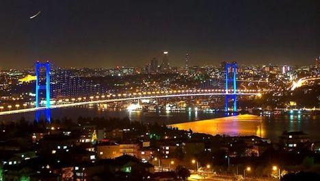 Boszporusz, Isztambul, Törökország
