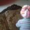 unokáknak kötött mellény, horgolt mellény, és sok kötött sapka 10