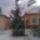 2013.12.07  Adventi diszítés a  faluban