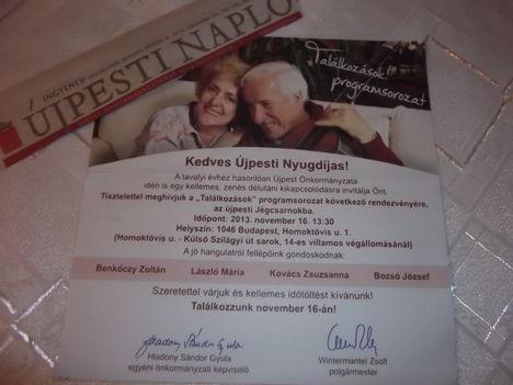 2013.nov.16. Újpesti Jégcenter ajándék műsor