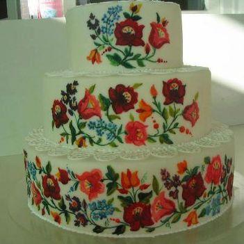 hungarikum torta