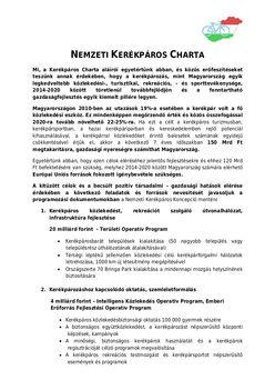 Nemzeti Kerékpáros Charta_01