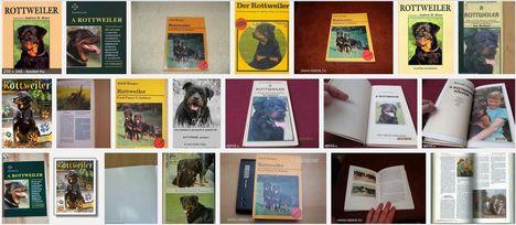 Rottweiler könyvek-könyvajánló