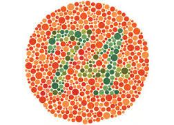 Mi a színvakok? Színvaksági teszt. Vezetői engedély és színvakosság - látvány