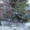 Idei tél első hava, erkélyünkről fotózva