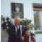 Bokor János unokájával