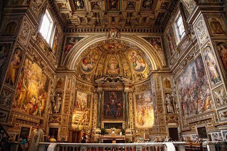 Basilica di Santa Susanna alle Terme_ Roma