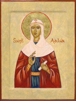 December 16:SZENT ADELHEID özvegy