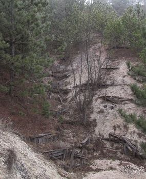 Zajnát Pilis hegységi túra