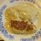 Otthon 2013 Tejszínes csirkemell tört krumpliva.