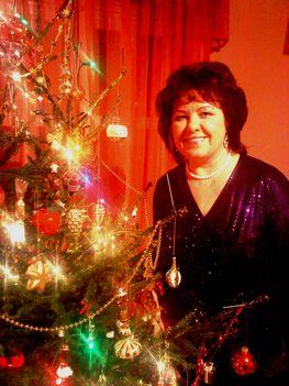 Áldott és boldog Karácsonyi Ünnepeket kívánok!