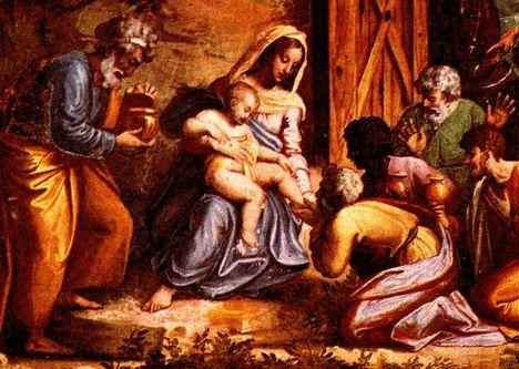 DECEMBER 25. - KARÁCSONY - JÉZUS KRISZTUS SZÜLETÉSE