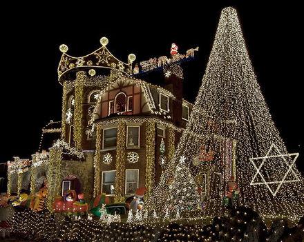 Karácsonyi díszben 6