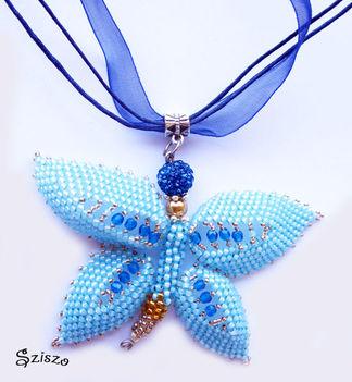 ékszer pillangó