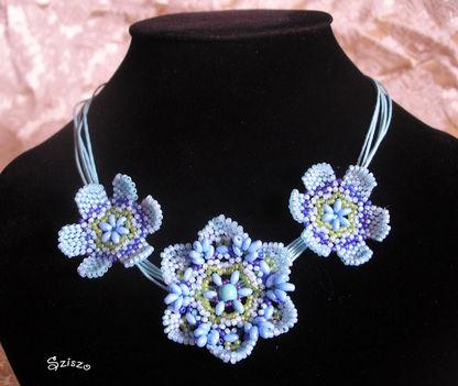kék virágaim